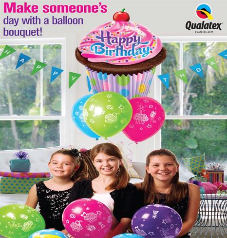 Party Shop Cheltenham - Balloon Bouquets & Deliveries