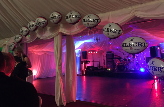 Corporate Gallery at Banners n Balloons