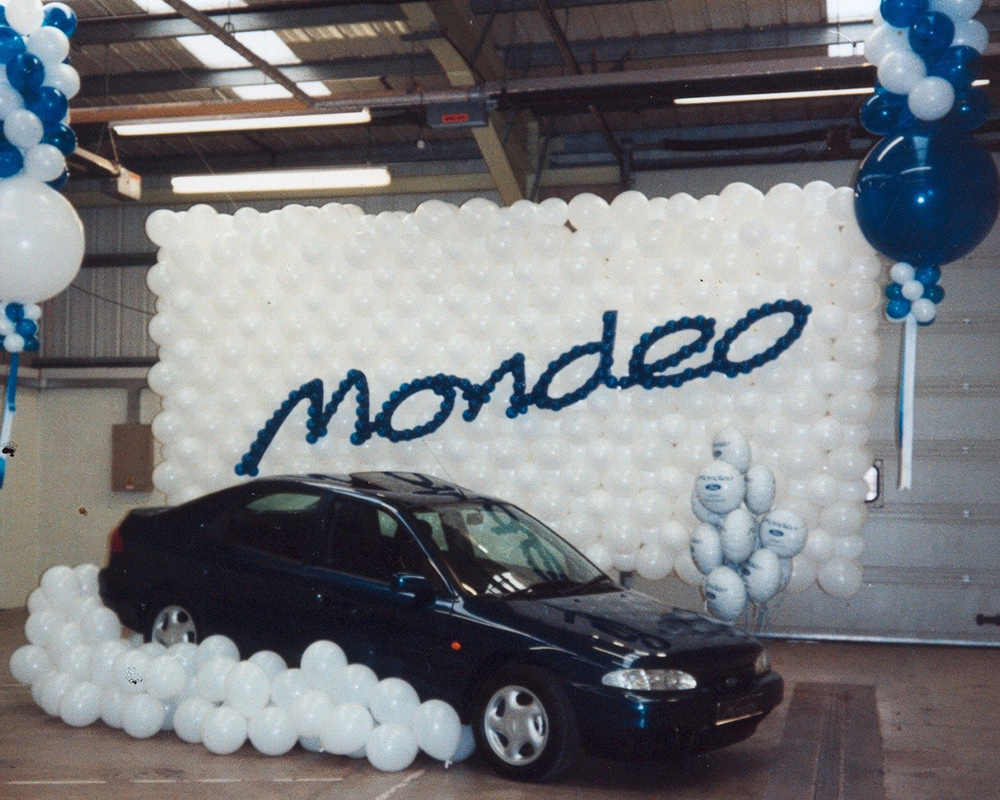 Mondeo Launch