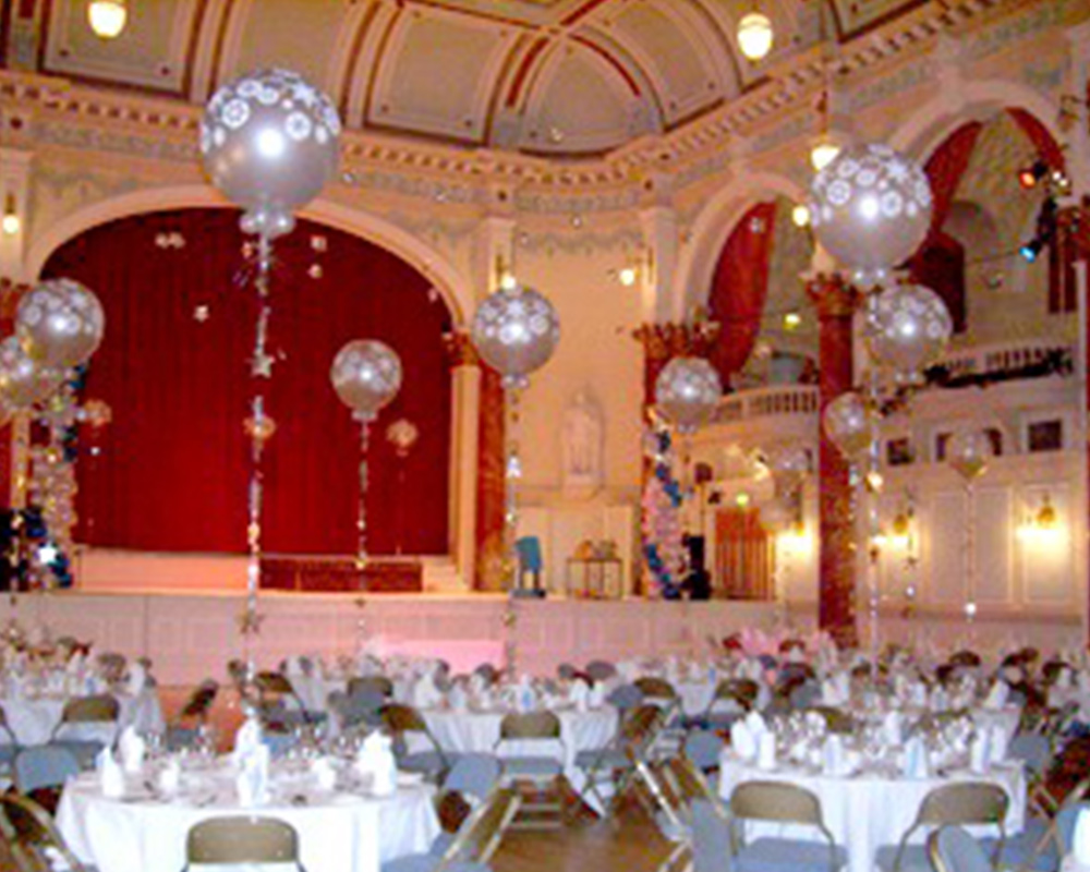 Event at the Cheltenham Town Hall